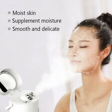 Facial Steamer Nano Ionic Steamer With Mirror SPA System Skin Care Facial