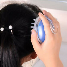 Silicone Scalp Shampoo Massage Brush Washing Massager Shower  Head Hair Comb