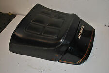 1981 Honda GL500 Rear Seat & Tail Section
