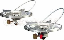 3KW Gas cooker SUPER MAGNUM PIEZO Camping stove Pot supports Attachment for