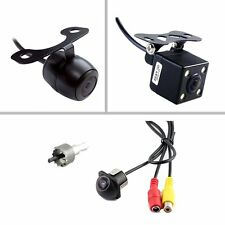 HD Auto Car Rear View Camera Universal Mount Backup Cam w/ Parking Grid Lines