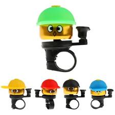 Kids Loud Ring Bell For Outdoor Cycling Bicycle Bike Riding Handlebar Horn Alarm
