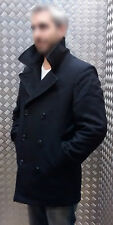 US Naval Vintage Style Reefer Pea Coat USN Enlisted - All Sizes - BRAND NEW