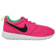 Nike Roshe Run Pink Youths Trainers