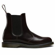 Dr.Martens Flora Arcadia Patent Cherry Womens Boots