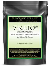 7-KETO (R) DHEA Metabolite Weight Management Powder - 100% Pure No Fillers