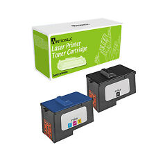 7Y743 Black + 7Y745 Color Remanufactured Ink Cartridge For Dell A940Dell A960DEL