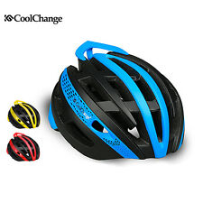 Coolchange Road Cycling Bike Helmet Sports Safety Bicycle 27 Holes Helmet EPS+PC