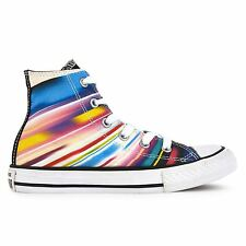 Converse Chuck Taylor All Star Hi Black Multi Youths Trainers