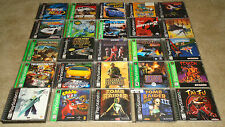 Lot of 48 Playstation 1 Games Final Fantasy VII, Tomb Raider, Twisted Metal