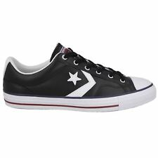 Converse Star Player Evolution Black White Womens Trainers