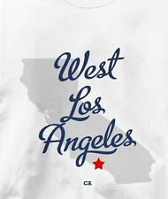 West Los Angeles, Neighborhood of Los Angeles, Califo T Shirt All Sizes & Colors