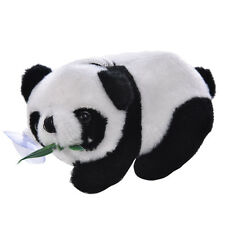 1x Stuffed Panda Lovely Cartoon Mini Doll Soft Plush Animal Cute Kids Toy TSUS