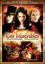 Les Miserables (DVD, 2013) SHIPS NEXT DAY Gerard Depardieu John Malkovich