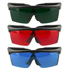 Laser Protective Safety Goggles Green/Blue/Red Eye Protection Glasses Box