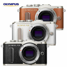 "Olympus PEN E-PL8 3"" FHD 1080p 16.1MP Interchangeable Lens Camera Body only"