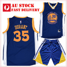 #35 Kevin Durant, Golden State Warriors NBA Jersey KID & ADULT