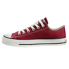 Converse Chuck Taylor All Star Ox M9691 Shoes Trainers Maroon Dark red NEW