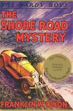 Hardy Boys #6 The Shore Road Mystery  Applewood 1st Printing Hardcover W/DJ