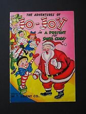 Adventures of Jo-Joy #nn 1953 F/VF W.T.Grant Co. Promotional Comic Book
