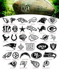 NFL Vinyl Decal Stickers Sport Logos National Football League USA Seller