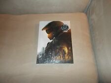 Halo 5 Guardians Collector's Edition Strategy Guide New