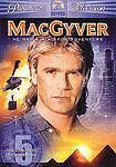 MacGyver - The Complete Fifth Season (DVD, 2006, 6-Disc Set)