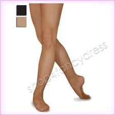 Roch Valley Professional Fishnet Tights - FL1 Tan fishnet tights