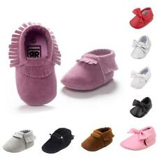 Baby Moccasins PU Leather Infant Babies Toddlers Shoes for Girls and Boys