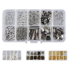 A Box of Jewelry Making Starter Kit Set Jewelry Findings Supplies DIY Crafts