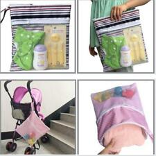 Baby Tote Handbag Mummy Bag for Wet Clothing Cloth Diaper Nappy Cosmetic