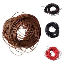 10M 1mm Waxed Wax Cord String Linen Thread Wire DIY Jewelry Making Findings Cord
