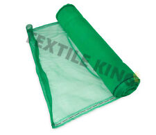 Black Green Blue Scaffold Debris Garden Safety Net Fence Netting FREE CABLE TIES