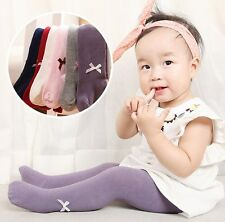 Baby Girl Long socks Bow style Soft Leg warmers Children cotton leg length socks