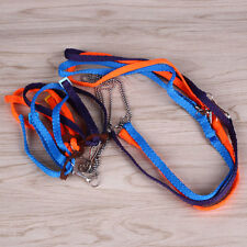 Adjustable Small Animal Lizard Pet Harness Leash Rope for Outdoor Walk