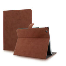 Luxury Leather Smart Case Stand Cover For iPad 2/3/4 Air/Air2 mini Pro