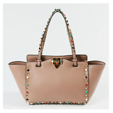 Fashion Women's Handbag Leather Shoulder Bag Totes Designer Cross Body Bag Rivet
