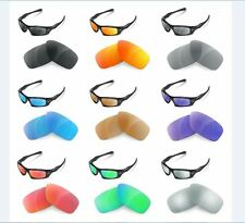 NEWPOLAR Replacement Lenses polarized for oakley monster pup  different colors