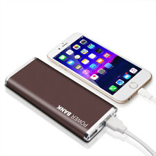 50000mAh Power Bank External 2 USB Portable Universal Battery Charger For Phone