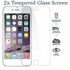 """Premium Real Tempered Glass Film Screen Protector for Apple iPhone 6S 4.7"""" 6"""
