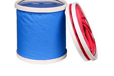 Portable Bucket Folding Fishing Camping Hiking Water Container Car Storage 9L