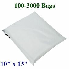 10x13 Poly Mailers Shipping Envelopes Self Sealing Plastic Mailing Bags 2.5 Mils