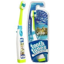 "Tooth Tunes Battery Powered Toothbrush - RBD ""Ser O Parecer"""