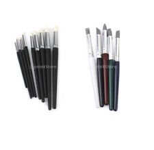 5-9pc Clay Sculpting Set Wax Carving Pottery Tools Shapers Polymer Modeling