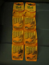 NEW (6) 4ct Packs Vent Wrap StediScent Air Fresheners For Car Assorted Scents