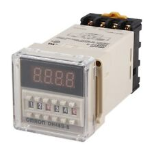 Well 0.1s-99h Programmable Digital Timer Double Time Delay Relay AC 110V/220V