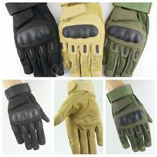 Outdoor Hunting Sports Military Airsoft Fight Tactical Motorcycle Gloves