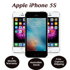 Apple iPhone 5S Smart Phone 4G Network Unlocked 16 GB