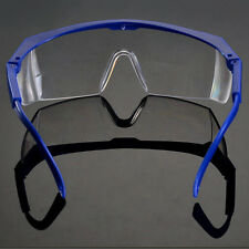 Eyewear Clear Safety Eye Protective Goggles Glasses Anti-fog Best New SW