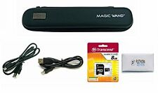 VUPOINT VuPoint Magic Wand Portable Scanner Accessories Bundle for VuPoint Magic